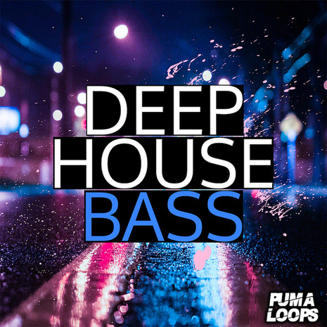 PUMA LOOPS – Deep House Bass (Wav & Midi)